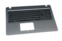 ASUS X541U BLUE / SILVER LAPTOP PALMREST & KEYBOARD 13NB0CG3AP1302 (PL265) B