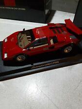 Kyosho Lamborghini Countach LP500S 1/18 Red And Black