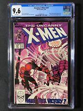 Uncanny X-Men #247 CGC 9.6 (1989)