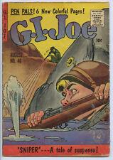 G.I. JOE #46 - Ziff-Davis
