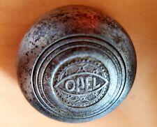 Opel Oldtimer Fahrrad Klingel Deckel Rarität alte Fahrrad Klingel ... SELTEN !!!