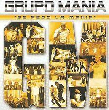 Grupo Mania : Se Pego La Mania CD