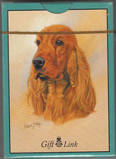 Playing Cards, Cocker Spaniel by Gift Link, New in Cello Wrap