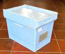 BITO MBD 64  Transport-Stapelbehälter Kasten Box hellblau ca. 60 x 40 x 43 cm