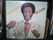 "INSIDE THE MIND OF BILL COSBY - AUSTRALIAN LP RECORD VINYL 12"" 33/3"