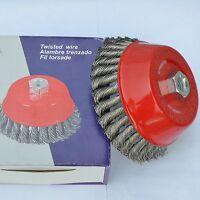 GAM Straight Back Wire Brush with Scraper BW01619