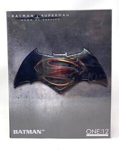 Mezco One:12 Collective Batman from Batman v Superman DC Comics New AUTHENTIC