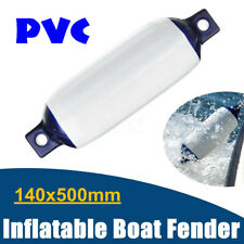Inflatable Marine Boat Fender Buffer Bumper Reinforce Eye Dock Shield Protection
