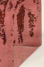 DESIGN VINTAGE délavé PICASSO aspect Tapis de Perse Tapis d'Orient 3,15 x 2,37