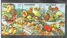 COLOMBIA Sc C711 NH issue of 1981 - FRUITS