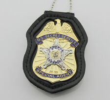 US SECRET SERVICE SPECIAL AGENT BADGE METAL PIN PROPS COLLECTION BADGE
