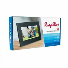 "SNAPSHOT 7""Digital Photo Frame - BRAND NEW Item T8026"