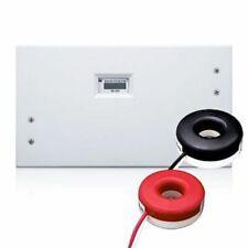 Leviton Mk240-2sw Mini-meter Kit With Indoor Flush Mount Enclosure 240v and