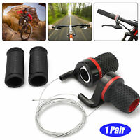 Bicycle Shift Levers Handle Bike Twist Grip Gear Cycle Speed Handlebar Shifter