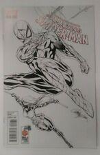 Amazing Spider-Man #9 J Scott Campbell B&W Sketch *Near Mint* *NM*