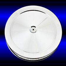 Air Cleaner Chrome 14 inch For Big Block Chevy Engines 396 427 454 502 BBC