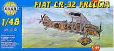 Smer 1/48 Fiat CR-32 Freccia # 0810