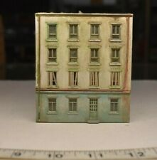 Lot 10-139 * N Scale Model Power Building Assembled Painted, Weatherd & Detailed