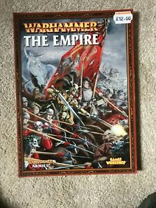Warhammer Fantasy Empire Army Book
