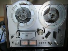 Vintage AKAI GX-4000D reel to reel deck in good condition plays & records