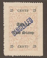 CANADA REVENUE AL6ab USED VARIETY