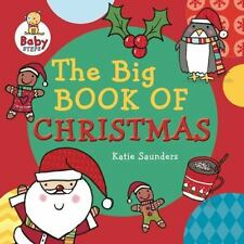The Big Book of Christmas (Board Book)