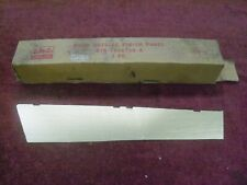 1957 Ford Custom 300 Country Sedan Back Door Moulding, NOS B7A-7324730-A