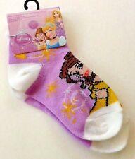 Disney Princess 1 pair socks size 7-10 nwt