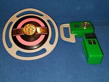 Power Rangers Zeo Toy Weapons Green Hatchet & Pink Power up Disc. Cosplay