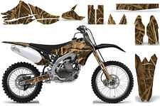Yamaha Graphic Kit AMR Racing Bike Decal YZ 450F Decal MX Parts 10-13 WING CAMO