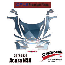 3M PRO Series PreCut Paint Protection Kit for Acura NSX 2017-2020 Supercar