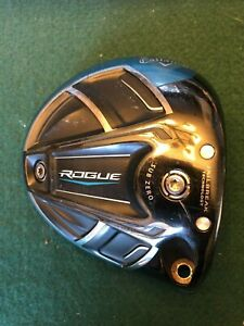 Callaway Rogue Sub Zero 9.0* Driver Head Only