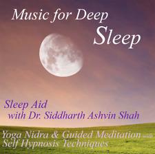 Sleep Aid With Dr. Siddharth Ashvin Shah - Yoga Nidra & Guided Meditation