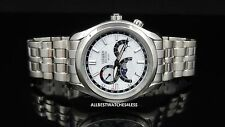 Citizen  AP1021-54 Men's Eco-Drive Silver Tone 8651 Calibre Moon Phase Watch