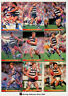1994 Select AFL Personally Autographed Trading cards Team Set Geelong (12 + 2)