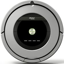 iRobot ROOMBA886 Vacuum Cleaning Robot - Latest Model With Enhanced Suction