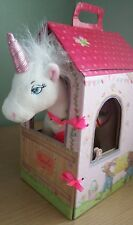 new prinzessin lillifee rosalie soft toy white unicorn