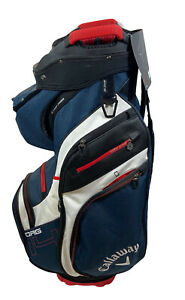 🥞NEW Callaway ORG 14 #1 Golf Cart Bag - 2020 Red, White & Blue w USA Club Logo