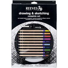 REEVES Drawing & Sketching Complete Set