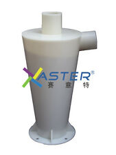 99.9% efficiency Cyclone powder dust collector filter for vacuums