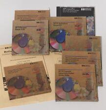 HP-UX 10.20 Unix, komplettes Installationspaket, 16 CDs, 32 lizensierte User