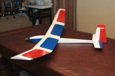 "Paragon  118"" Sailplane, Glider, RC AIrplane Printed Plans"