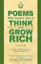 Poems That Inspire You to Think and Grow Rich by Napoleon Hill (2010, Paperback)