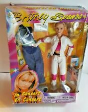 Britney Spears Doll....In Concert....1999