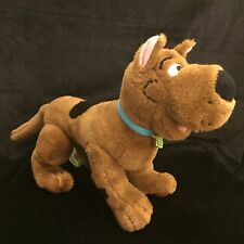 Scooby Doo 12' Push Dog Stuffed Animal Collectibles