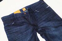 NEU - Hugo Boss Orange 24 Amsterdam - W31 L34 - Dark Denim -  Jeans  31/34