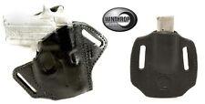 Sig Sauer P238 Sig Laser OWB Shield Holster and OWB Mag combo R/H Black