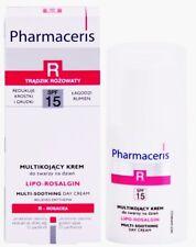 Pharmaceris soothing cream sensitive skin with redness tendencies SPF 15 30 ml