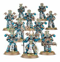 Games Workshop CITADEL - WARHAMMER THOUSAND SONS RUBRIC MARINES