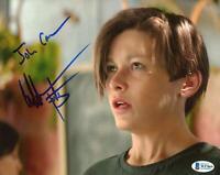 """Edward Furlong """"Terminator: Dark Fate"""" AUTOGRAPH Signed 8x10 Photo C Beckett BAS"""